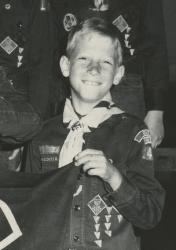 Билл Гейтс в детстве