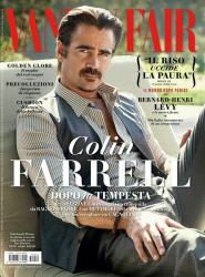 Колин Фаррелл для Vanity Fair Italia, январь 2015