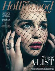 Эмилия Кларк для The Hollywood Reporter, апрель 2015