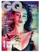 Эмилия Кларк для GQ UK, октябрь 2015