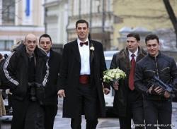 Свадьба Дмитрия Дюжева с Татьяной Зайцевой