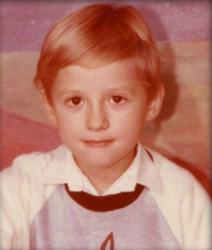 Андрей Гайдулян в детстве