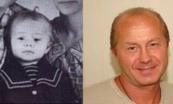 Андрей Панин в детстве