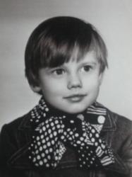 Андрей Князев в детстве и молодости