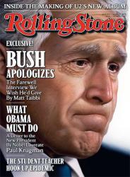 Джордж Буш на обложках журналов