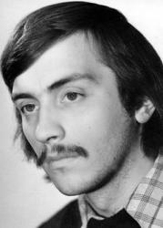 Виктор Андриенко в молодости