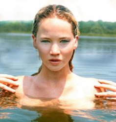 Дженнифер Лоуренс в начале карьеры модели