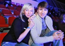 Алексей Ягудин и его женщины