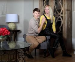 Дочь Алексея Ягудина и Татьяны Тотьмяниной