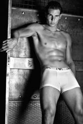 Рафаэль Надаль для Emporio Armani Underwear и Armani Jeans