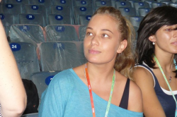 Яна Соломко без макияжа