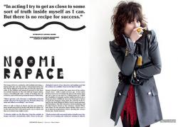 Нооми Рапас в Contributor Magazine