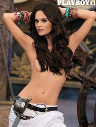 Катя Ли для журнала Playboy