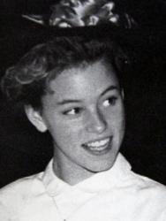 Элизабет Бэнкс в юности