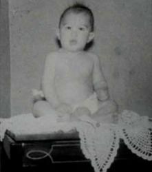 Стивен Сигал в детстве