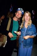 Кайл Маклахлен и Лора Дерн, 1986 год