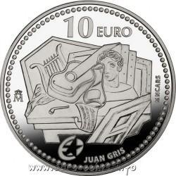 Хуан Грис в нумизматике