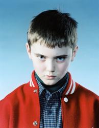 Кэмерон Брайт в детстве