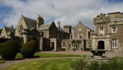 Абботсфорд - замок Вальтера Скотта