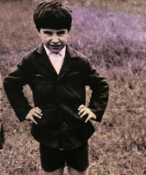 Сосо Павлиашвили в детстве