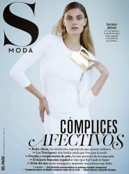 Констанс Яблонски для S Moda, декабрь 2013