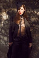 Эмили Ди Донато для журнала Vogue Мексика