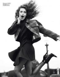 Эмили Ди Донато для Vogue Paris, сентябрь 2013