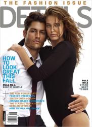 Эмили Ди Донато и Тайсон Бэллоу для журнала Details, сентябрь 2013