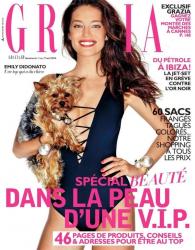 Эмили Ди Донато в фотосессии Джеймса Макари для Grazia Magazine France, апрель 2014