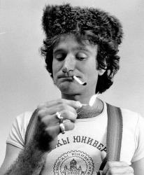 Робин Уильямс образца 1977 года