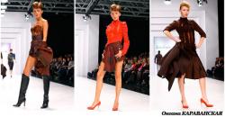 Оксана Караванская: коллекция осень-зима 2010-2011