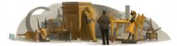 Говард Картер на праздничном логотипе Google