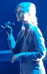 Катя Chilly на сцене