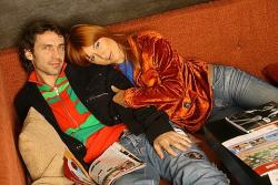 Маргарита Сичкарь и Владислав Ващук
