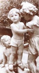 Максим Суханов в детстве