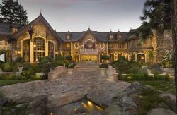 Дом Юрия Мильнера в Лос-Альтос-Хиллз