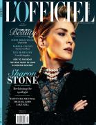 Шэрон Стоун для L'Officiel Australia, февраль 2015