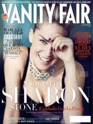 Шэрон Стоун для июньского выпуска Vanity Fair Spain