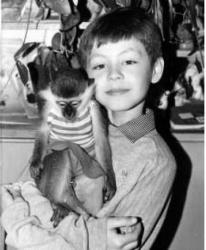 Динияр Билялетдинов в детстве