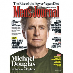 Майкл Дуглас на обложках журналов