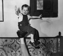 Майкл Дуглас в детстве