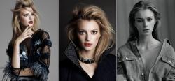 Топ-10 моделей 2014 года по версии Models.com