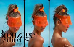 Карли Клосс для Vogue Paris, май 2014