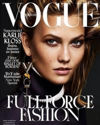 Карли Клосс для Vogue Netherlands, октябрь 2014