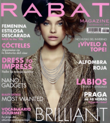 Барбара Палвин для журнала Rabat
