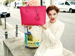 Барбара Палвин для осенне-зимней рекламной кампании LOVCAT PARIS 2013-2014