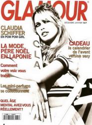 Ретроспектива: Клаудия Шиффер во французском Glamour