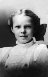 Амелия Мэри Эрхарт в детстве