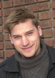 Николай Костер-Вальдау в молодости