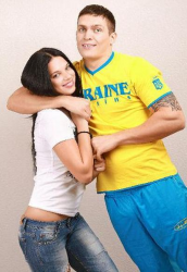 Семья Александра Усика